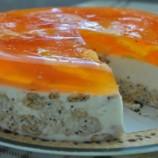 Dokonale osviežujúca nepečená torta s kyslou smotanou a želé: Zabudnite na ťažké zákusky, toto je bomba!