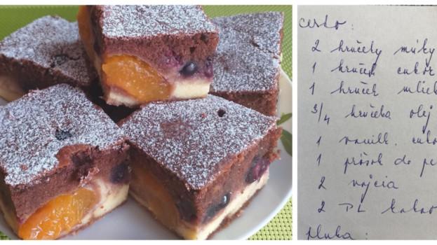 Tvarohová rýchlovka z hrnčeka: Fantastický koláčik s tvarohom a ovocím, ktorý si každý zamiluje!